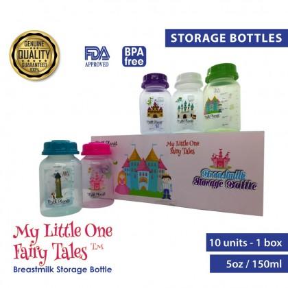 Milk Planet My Little one Fairy Tales Breastmilk Storage Bottles